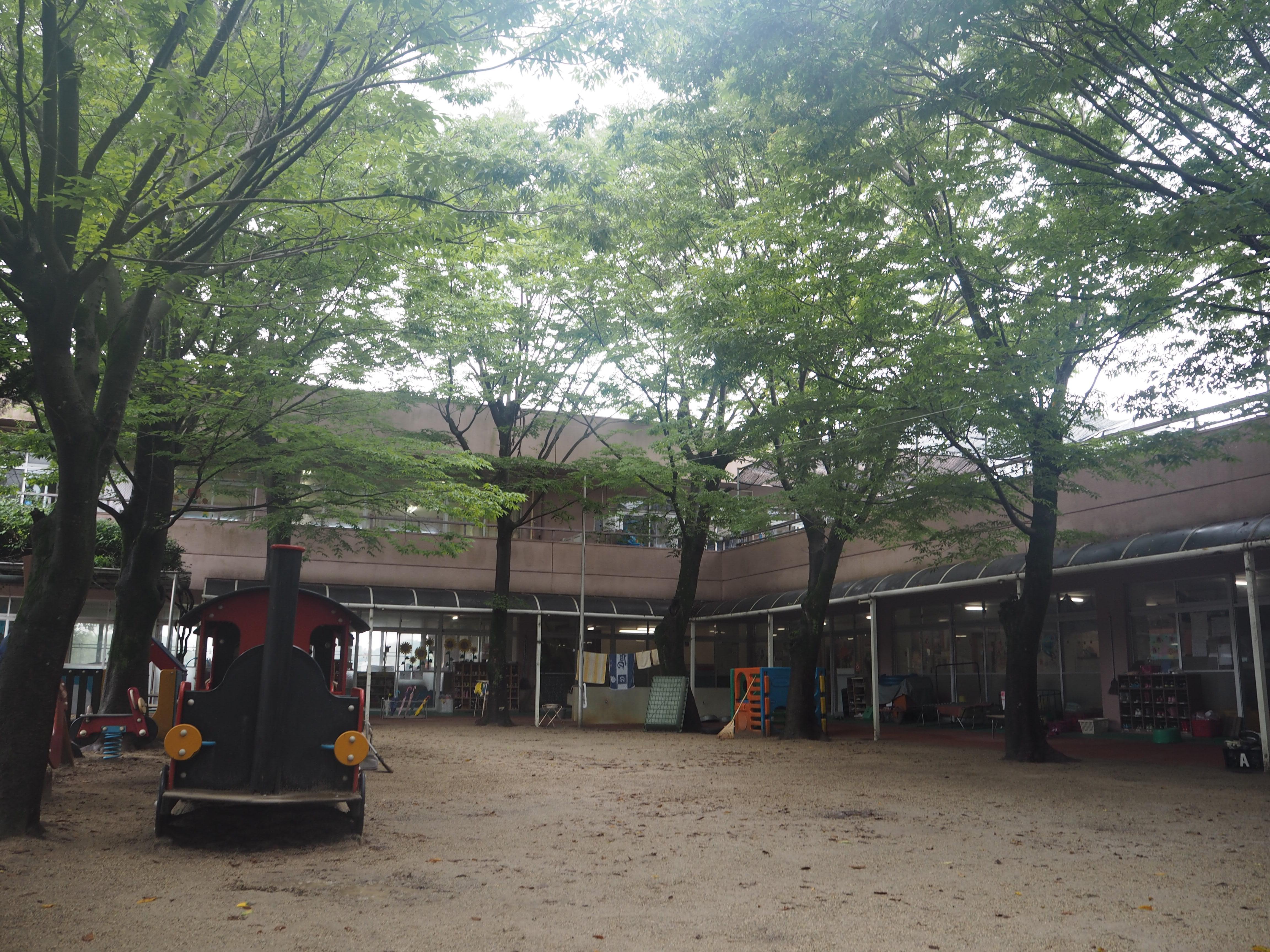 三重県津市 大里保育園ホームページ